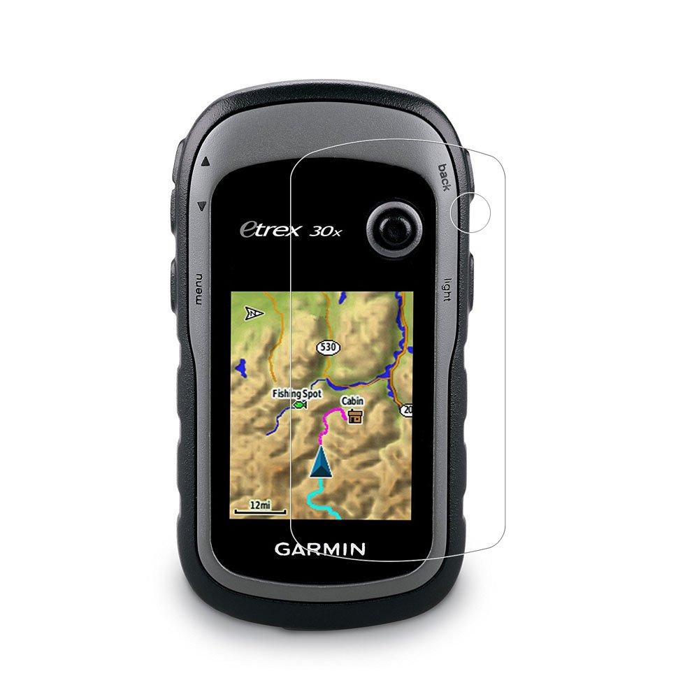(3 Pack) Garmin eTrex 30x Screen Protector, Explosion-Proof Anti-Scratch Screen Protector for Garmin eTrex 30x (HD Clear) guoran