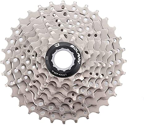 VGEBY1 Freewheel Set,8 Speed 11-32T Bike Freewheel Cassette Sprocket Bicycle Replacement Accessory