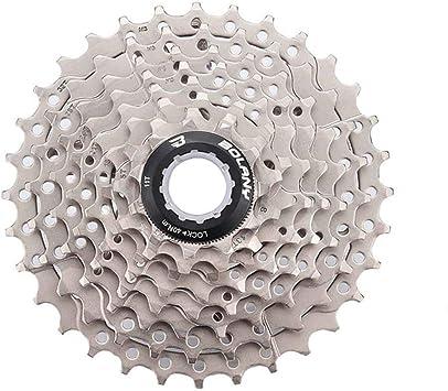 TUCKE Bicicleta MTB Freewheel 8 velocidades 11-32T Cassette Gear ...