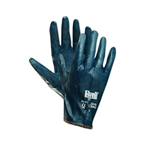 Ansell Hynit 32-105 Fully Coated Nitrile Impregnated Gloves