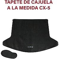 MAZDA CX5 Tapete a la Medida Cajuela 2015-2019 Uso Rudo