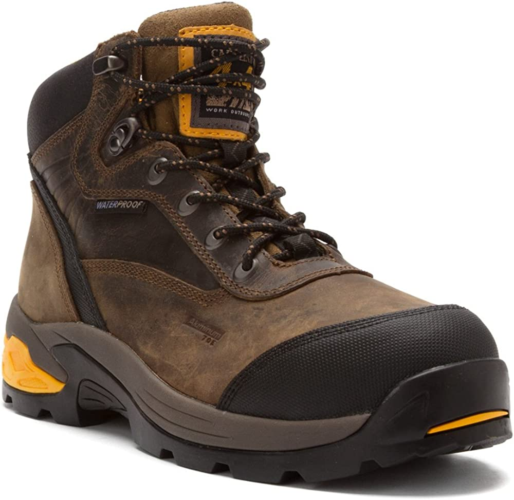 Carolina CA4534 6in Waterproof 4×4 Aluminum Toe Hiker