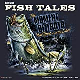 Buck Wear s Fishing Tales 2020 Wall Calendar