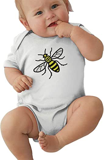 Amazon.com: MAX SUMMERSSDGX Manchester Bee Baby Boy Baby