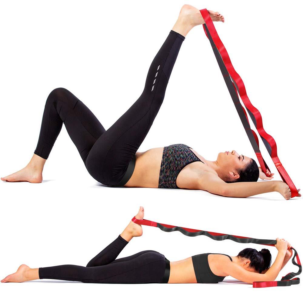 Amazon.com: Onory - Correas elásticas para yoga, terapia ...