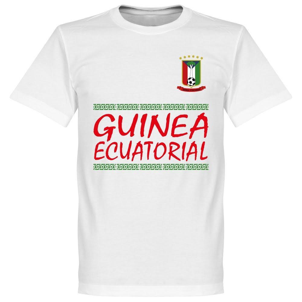 Retake Equatorial Guinea Team Tee - ホワイト