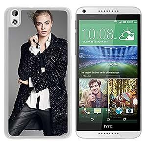New Custom Designed Cover Case For HTC Desire 816 With Cara Delevingne Girl Mobile Wallpaper(159).jpg
