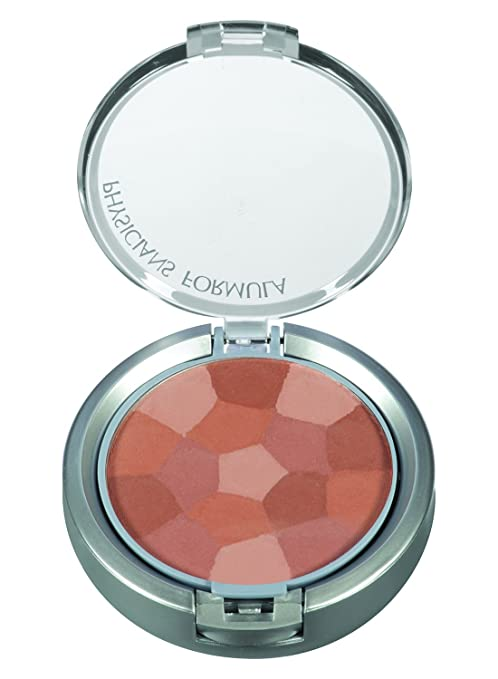 Physicians Formula Powder Palette Blush, Blushing Natural, 0.17 Ounce