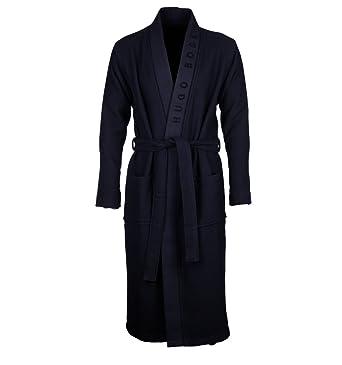 BOSS Hugo Boss Kimono, Traje de baño Hombre, Blanco (White), X ...