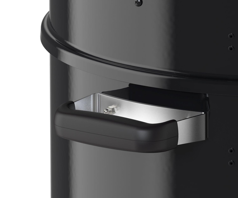 Rösle Gasgrill Aufbauanleitung : RÖsle smoker no. 1 f50 s stahl schwarz 69 x 68 x 136 cm als