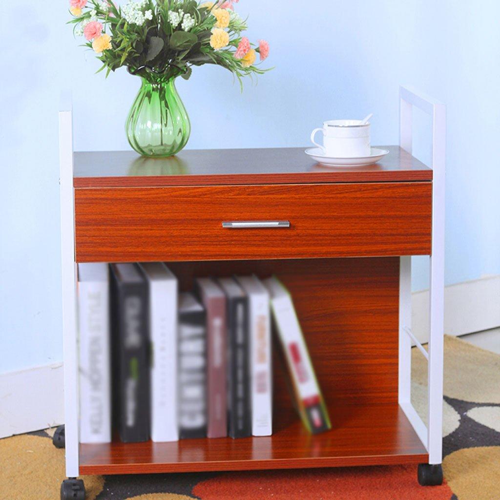 Bücherregal, Massivholz Spanplatte Weiß Schwarz Walnuss Farbe Rosa Teakholz Farbe ( Farbe    6 ) B072Z7S7BM | Clearance Sale
