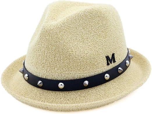 KFEK M estándar Rollo Lateral Metal Remache pequeño Sombrero de ...