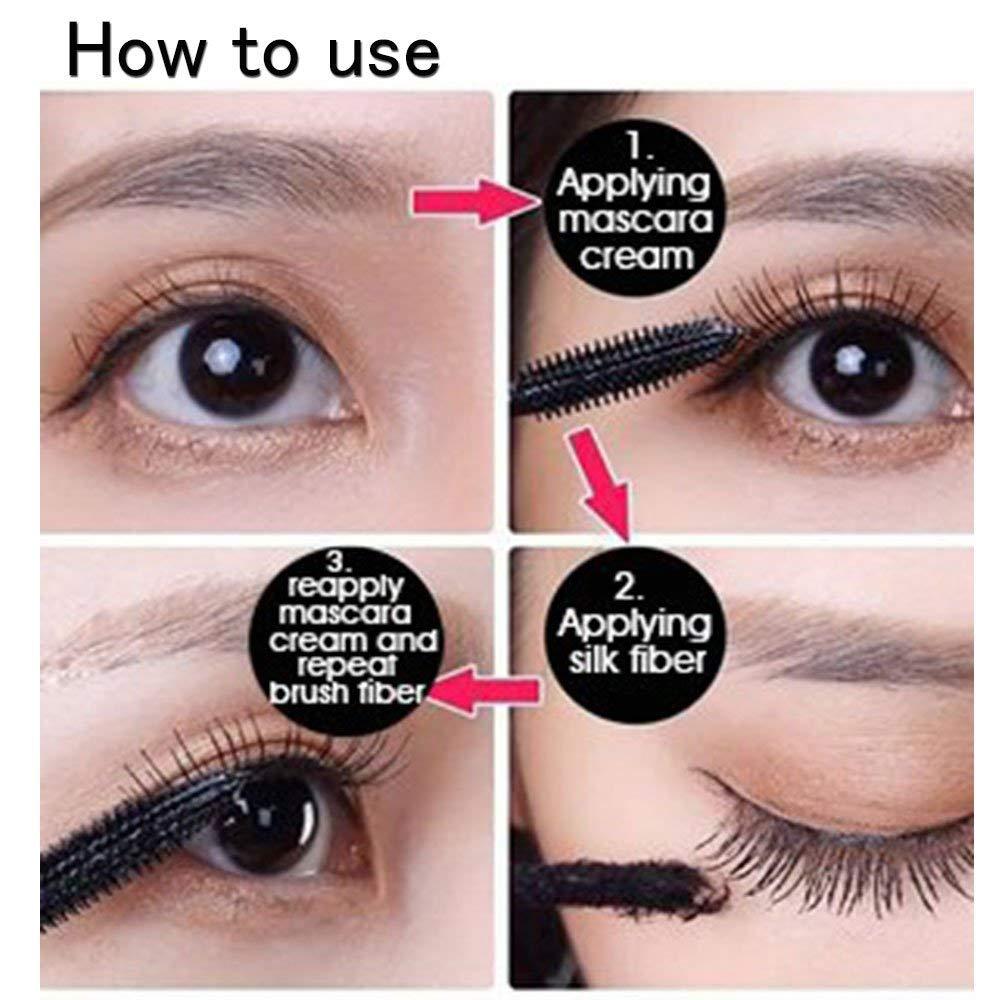 Amazon Ddk 4d Mascara Cream Makeup Lash Cold Waterproof