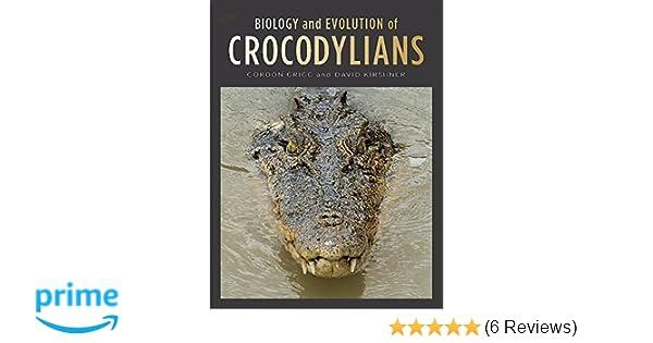 Amazon Biology And Evolution Of Crocodylians 9780801454103