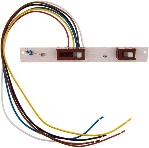 Recamania Conmutador Campana extractora Teka 175mm 60904909: Amazon.es