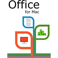 Office for Mac Home Student and Business for Apple Mac OS X 10.6+ macOS 10.8| Alternative to Microsoft Office 2016 2013 2010 365 Compatible with Word Excel ⭐️⭐️⭐️⭐️⭐️