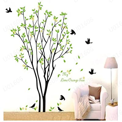 ????3D Wall Stickers Romance Decoration Wall Poster Home Decor DIY for Kids Girls 2 Years Old Baby Children Toddlers,Apply to Furniture Dining Meeting Room Furniture Freezer Cabinets Ceramics (A): Home & Kitchen