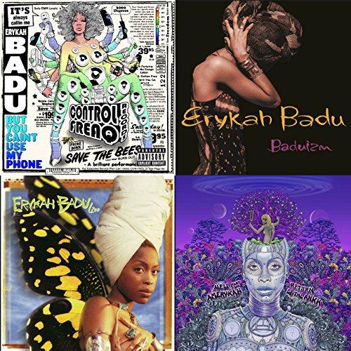 Best Of Erykah Badu