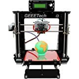 Geeetech I3 Pro C, Dual Extruder,double Head,reprap Pursa I3 3d Printer,two-color Printing, High Resolution by Geeetech