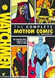WATCHMEN-MOTION COMICS (DVD/2 DISC/12 EPISODES)