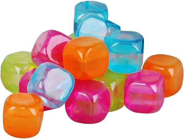 vert bleu ou rose Lot de 3 mini Congélateur blocs orange