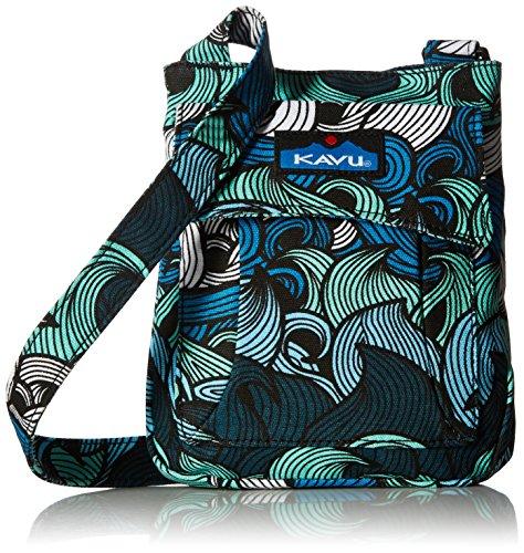 KAVU Mini Keeper Backpack, Ocean Waves,  - Kavu Mini Keeper Shopping Results
