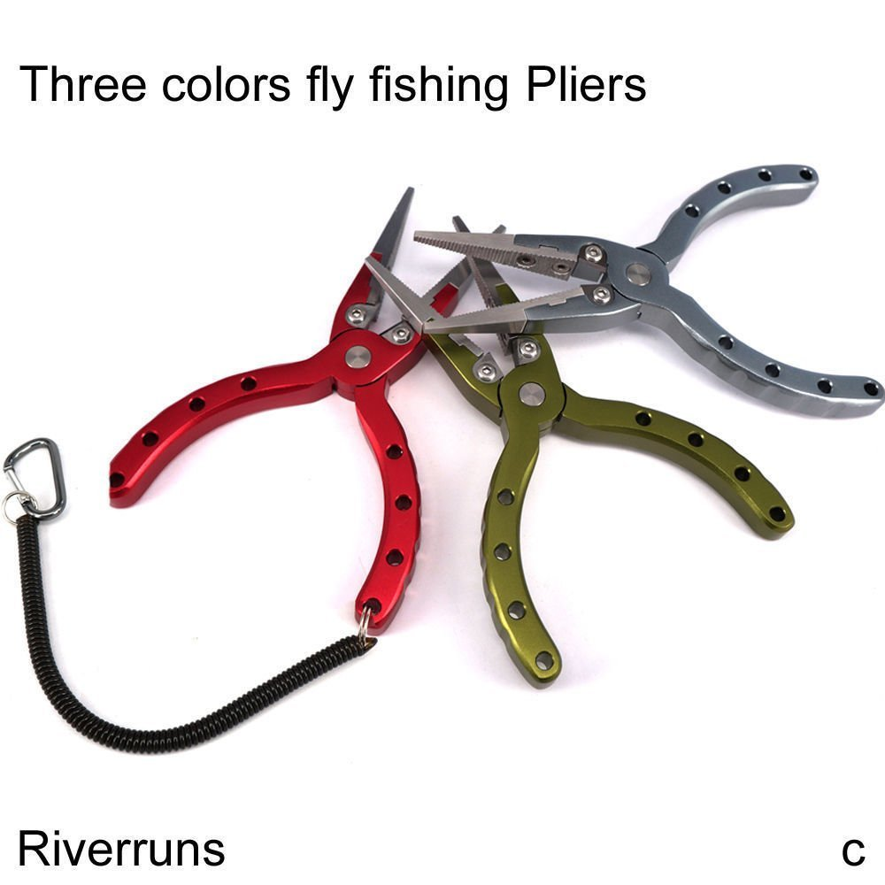 Special sale aventik top quality 5 inch aluminum fishing for Best fishing pliers
