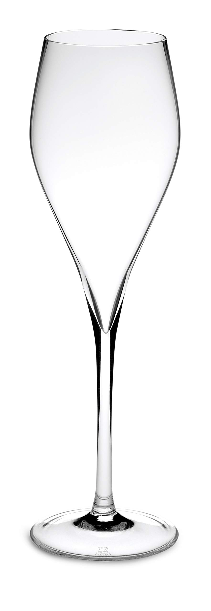 Peugeot 250195 Esprit Champagne Tasting Glasses, Set of 4