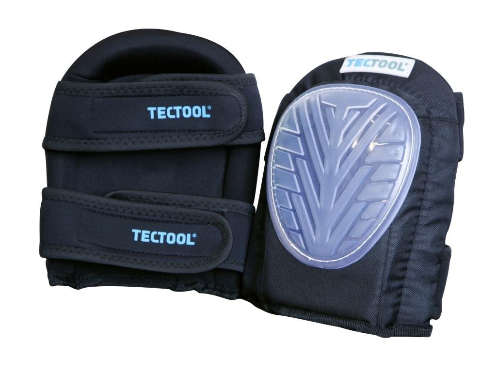 Knee Pads 2 pcs with European Certification for Highest Protection and Comfort with two Elastic Stri
