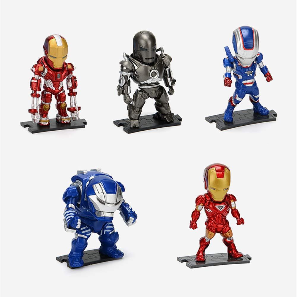 a precios asequibles Marvel Acción Acción Acción Figuras (5Style) Estatuas Maquetas para Escritorio Decoracion 10 cm  tienda de venta
