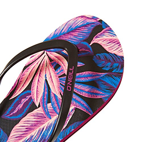 Aop W Black Schwarz Flops Flip 2 Tropadelic O'Neill Tongs Femme 9942 Pink Fw Print SPzqawvx