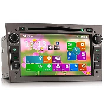 erisin es7060p 7 Inch coche DVD GPS Bluetooth para Antara Corsa ...