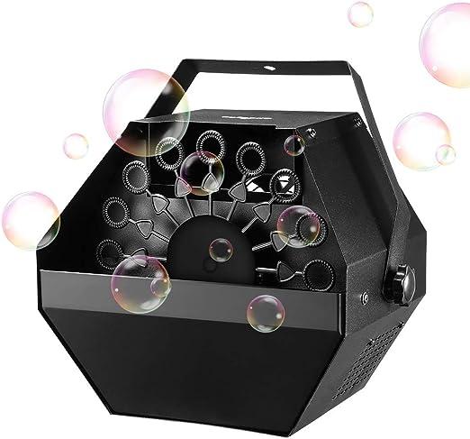 KENANLAN Bubble Machine f/ür Kinder Automatische Bubble Maker Bubble Blower Elektrische Zauberstab Bubble Stick mit Leichter Musik Automatische Blase Bubble Machine