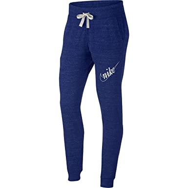 free shipping df414 84250 Amazon.com  Nike Womens Gym Vintage HBR Sweatpants  Clothing