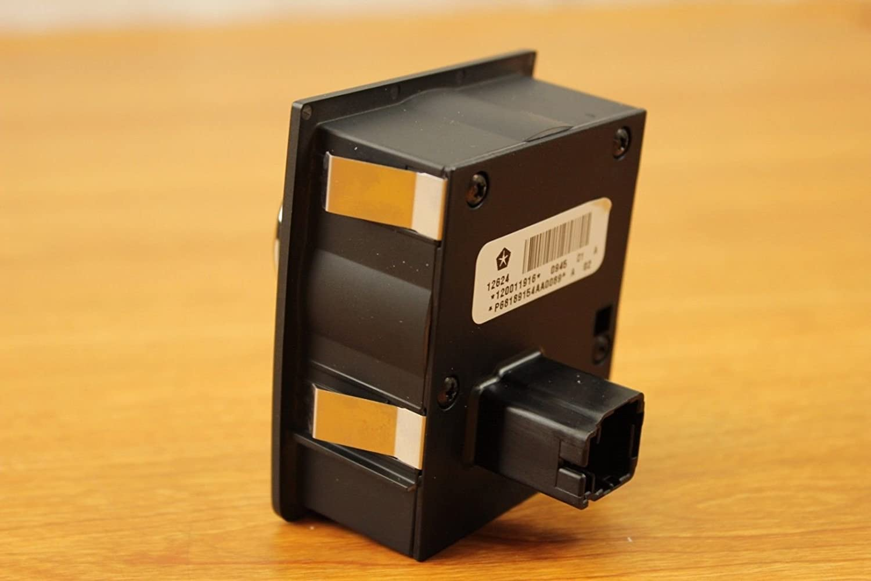 Dodge Ram 1500 2500 3500 4400 5500 Headlight Lamp Dash Switch Mopar OEM