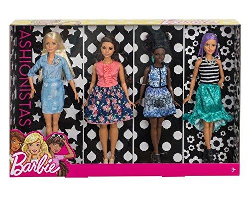 Top 10 Barbie Dolls Fashionistas Of 2019