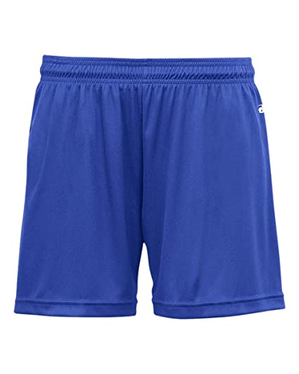 4 Ladies Girls 5 16 Colors in 9 Sizes for Soccer, Lacrosse, etc Athletic Moisture Management Wicking Sports Shorts