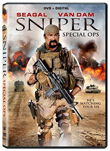 Sniper: Special Ops [DVD + Digital]