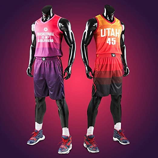 Pantalones NBA Baloncesto Uniformes Camuflaje de gradiente de ...