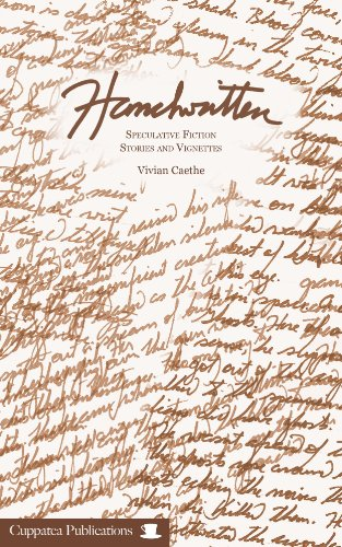 Handwritten: Speculative Fiction Stories and Vignettes