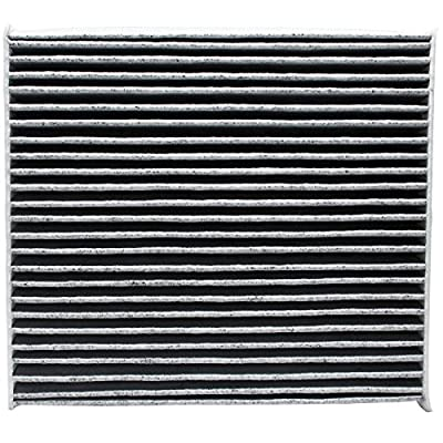 Replacement Cabin Air Filter for 2016 Toyota HIGHLANDER L4 2.7L 2672cc 163 CID Car/Automotive - Activated Carbon, ACF-10285: Automotive