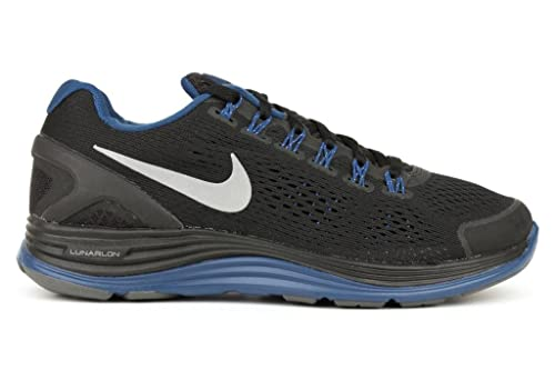 125f94da2bf41 Nike Lunarglide 4 (GS) Youth US 5.5 Blue Running Shoe UK 5 EU 38   Amazon.co.uk  Shoes   Bags