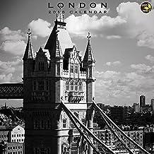 2016 London Wall Calendar by TF Publishing (2015-08-16)