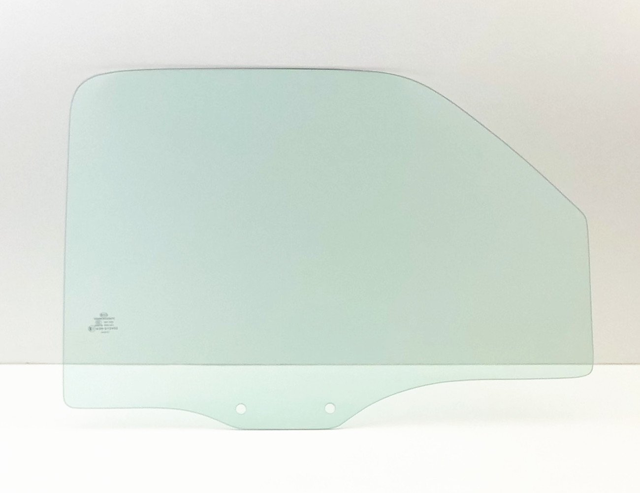 NAGD Fits 1993-2012 Ford Ranger /& 1994-2010 Mazda B3000 B4000 B2500 B2300 2 Door Pickup Passenger Side Right Front Door Window Glass