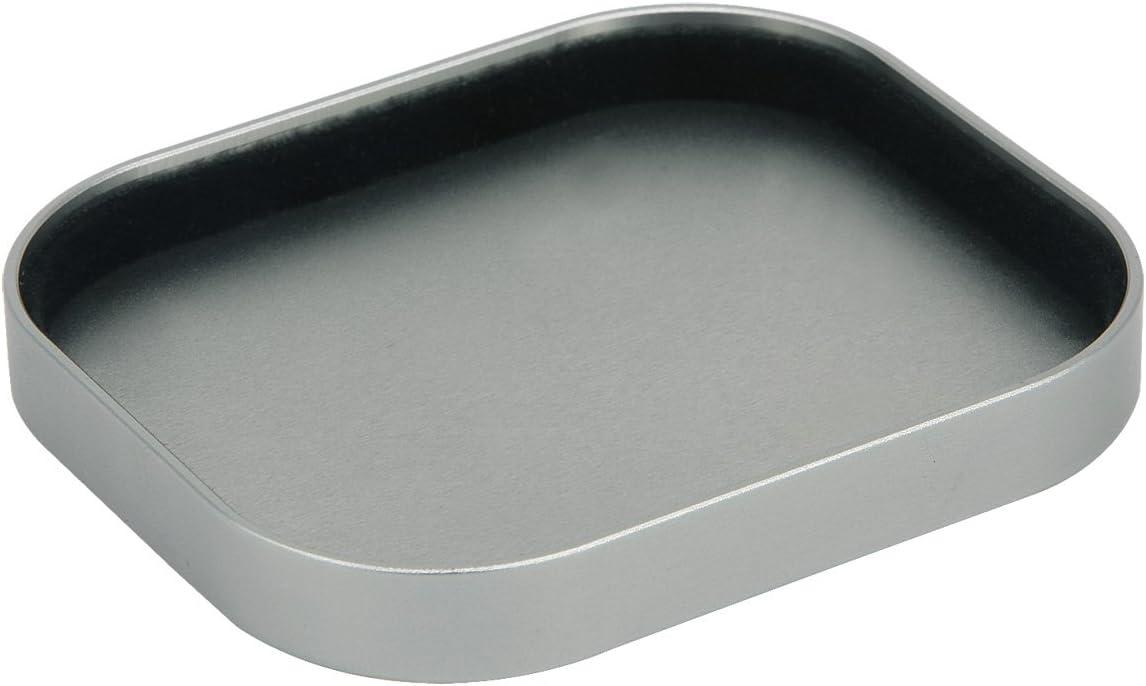 Haoge Cap-HG-13B Square Metal Cover Cap for Haoge Specific Square Lens Hood Black