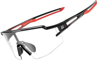 Gafas de sol fotocromáticas para Ciclismo para hombre y mujer deportes exterior