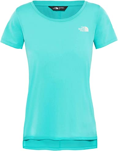 The North Face Quest tee Ion Blue - Camiseta Quest para Mujer Mujer: Amazon.es: Ropa y accesorios