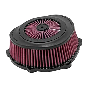 K&N KA-2508 Kawasaki High Performance Replacement Air Filter