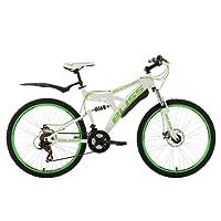 KS Cycling Vélo entièrement VTT, 26'', Bliss, Hauteur du Cadre 47cm