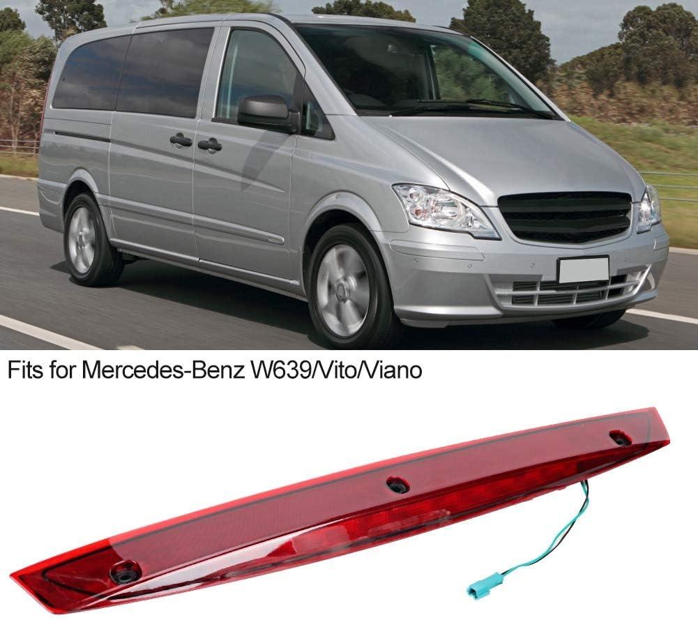 Kimiss Bremslicht hohe Bremsleuchte f/ür W639 Vito Viano